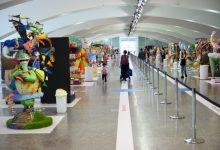 Més de 57 000 persones han visitat l'Exposició del Ninot durant el mes de febrer