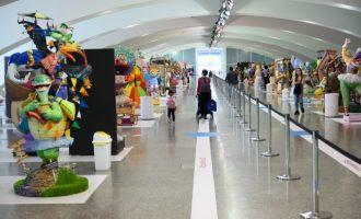 La Ciutat de les Arts i les Ciències premiarà als ninots que promoguen la divulgació científica i la sostenibilitat