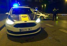 La Policia Local de València estableix controls de trànsit per a evitar i vigilar desplaçaments