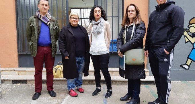 El Ayuntamiento invierte 130.000 euros para mejorar las condiciones del CEIP Torrefiel