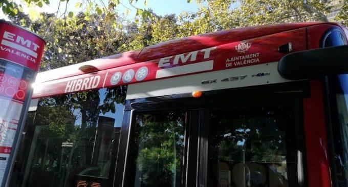 EMT prepara un dispositiu especial per a informar de les alteracions en les línies per les obres a Pinedo