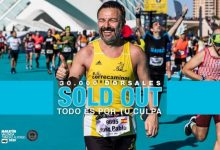 La Marató València ven els seus 30.000 dorsals en menys de tres mesos i obrirà una llista d'espera