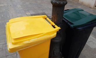 L'Ajuntament reforça la neteja per a Falles amb més de 1.200 papereres i el doble d'urinaris