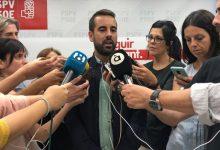 """PSPV critica que el PP """"de lecciones de municipalismo"""" si """"durante dos décadas negó 1.400 millones a los ayuntamientos"""""""