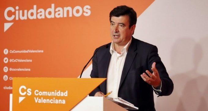 Cs pide a Ribó un local municipal para instalar en València un comedor social de Mensajeros de la Paz