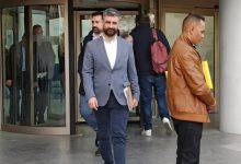 Un tall elèctric en Ciutat de la Justícia obliga a suspendre la declaració de Fuset