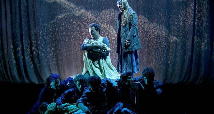 El Teatre Echegaray d'Ontinyent acull l'últim espectacle de la companyia Dagoll
