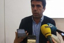 """Mazón afirma que la reunión por el Corredor Mediterráneo en Tarragona es una """"estrategia de los Països Catalans"""""""