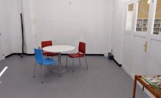 Alfafar adequa l'espai infantil de la Biblioteca Municipal central