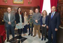 L'Ajuntament de Sueca i Caixa Popular signen un conveni per a incentivar l'activitat emprenedora
