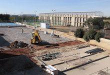 El polideportivo de Puzol tendrá una pista cubierta
