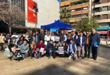 """El PP recull signatures per a demanar que es paralitzen les """"imposicions de Ribó i PSPV"""" en mobilitat"""