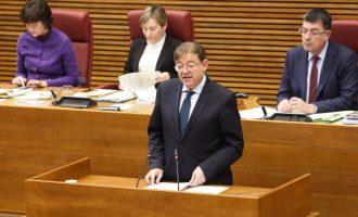 Puig anuncia que el Port de València acceptarà les dues principals al·legacions a l'ampliació nord