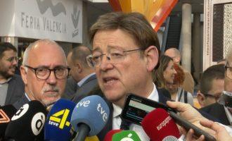 """Puig: """"No admetrem que hi haja cap privilegi que s'establisca arran d'un diàleg necessari"""" amb Catalunya"""
