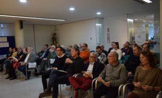 Sedaví va presentar el monogràfic sobre Ferran Torrent
