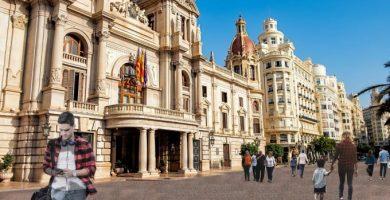 El coronavirus frena los procesos de peatonalización de València