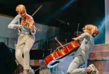 """El Teatro Echegaray acogerá la actuación de los jóvenes músicos prodigio """"Violoncheli Brothers"""""""