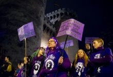 El 8M en València reivindica el feminismo como herramienta para cambiar el mundo