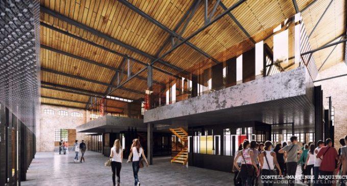 La Nau 4 de Ribes acollirà el centre de sevicis socials de Russafa i el segon centre de dia per a jóvens de la ciutat