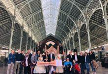 AUMSA ya dispone de la licencia de obras para la rehabilitación de la vidriera del Mercado de Colón