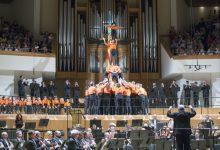 La Banda Municipal ofrece mañana un concierto de música tradicional en La Lonja, preludio de las fiestas de Fallas