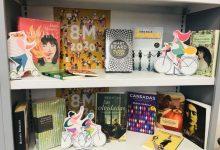 Les biblioteques municipals de València commemoren el 8M recomanant autores invisibilitzades