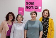 Foios inaugura l'exposició feminista Som Notícia