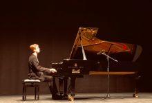 El jove pianista suecà Ferran López Carrasquer oferirà un concert a la sala SGAE Centre Cultural