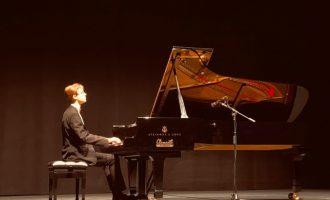 Suspendido el concierto del pianista Ferran López-Carrasquer, el viernes 13 de marzo, en la Sala SGAE Centre Cultural de Valencia