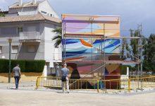 Creix el Museu a l'Aire Lliure de Puçol amb la 9ª edició del concurs de grafitis