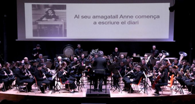 La dona, protagonista absoluta del concert de Santa Cecília