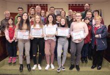 Cinco alumnas de Puçol consiguen el premio extraordinario al rendimiento académico