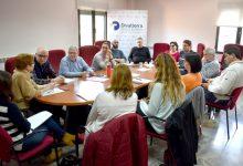 La Diputació inicia en el Racó d'Ademús una anàlisi de necessitats per a actuar en zones despoblades