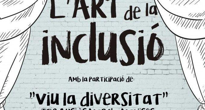 Educació fomenta la inclusió educativa mitjançant el teatre i la dansa