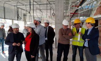 """Marzà: """"El nou CEIP El Rajolar d'Aldaia obrirà les portes el pròxim curs amb vora el doble de places escolars"""""""