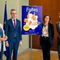 Arcadi España presenta l'Abonament Falles, el títol de transport per a viatjar 7 dies per 7 euros en Metrovalencia, MetroBus i EMT