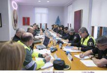 Gandia posa en marxa el dispositiu especial per a falles amb prop de 120 agents