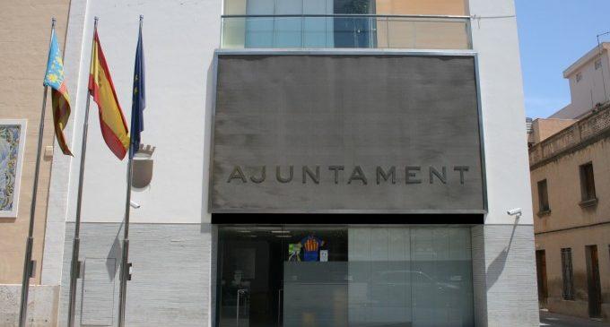 Els bancs de Sedaví podran demanar el certificat d'empadronament