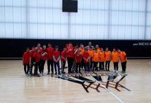 La jornada de bàsquet inclusiu s'ha celebrat a l'Alqueria del Basket