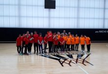 La jornada de baloncesto inclusivo se ha celebrado en l'Alqueria del Basket