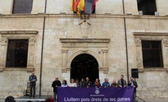 El Ayuntamiento de Alzira conmemora el Día Internacional por los Derechos de las Mujeres