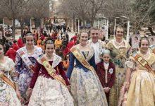 LaCridaFallera d'Almussafes marca l'inici de la festa valenciana per excel·lència