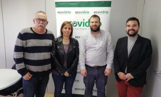 Ecovidrio i l'Ajuntament de Llíria fomenten el reciclatge d'envasos de vidre durant les Falles 2020