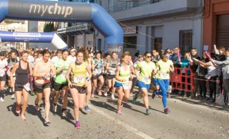 La III Cursa de la Dona d'Ontinyent supera els seus registres de participació amb 1750 dones