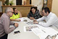 El regidor de Educación mantiene una reunión informativa sobre el Pla Edificant con representantes de las AMPAS