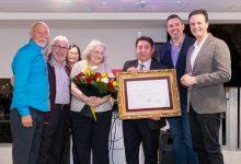 Els hostalers de Cullera homenatgen en una gala al seu president Juan Femenía