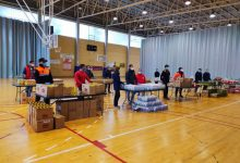 Mislata en colaboración con Cruz Roja repartirán cerca de 40 toneladas de alimentos durante las próximas semanas a personas vulnerables