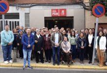 Los socialistas de Paterna celebran el día de la mujer con vecinas y vecinos y asociaciones locales