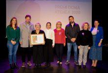 Ana Coronado Gavilán recibe el premio Dona Atenea 2020