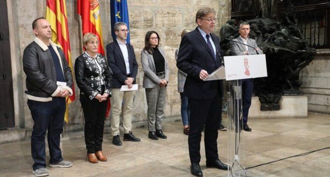 La Generalitat aplaza la celebración de las fiestas de las Fallas y de la Magdalena 2020 siguiendo la instrucción del Ministerio de Sanidad